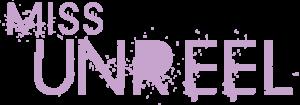Miss Unreel, logo web